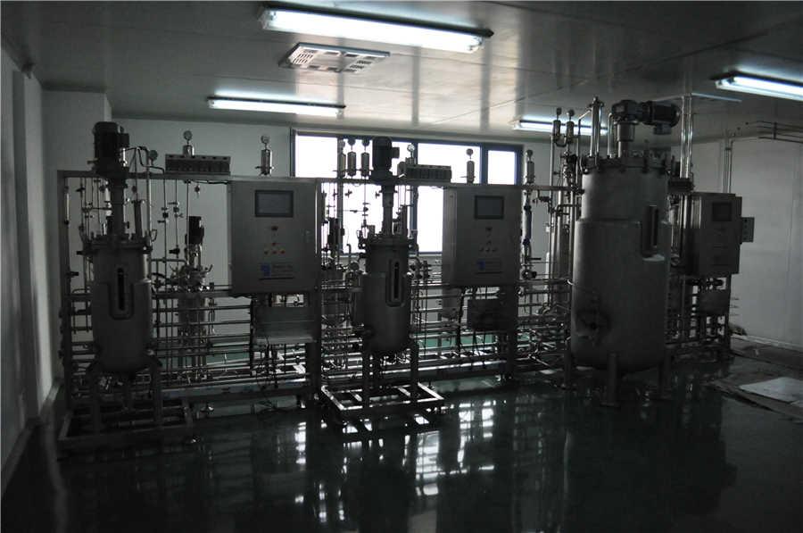 悬浮培养细胞生物反应器(500l)