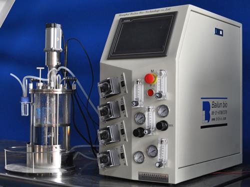 5升轴联传动悬浮培养动物细胞生物反应